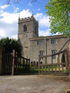 St Mary's church at North Wootton.  © Copyright Neil Hanson and licensed for reuse under this Creative Commons Licence
